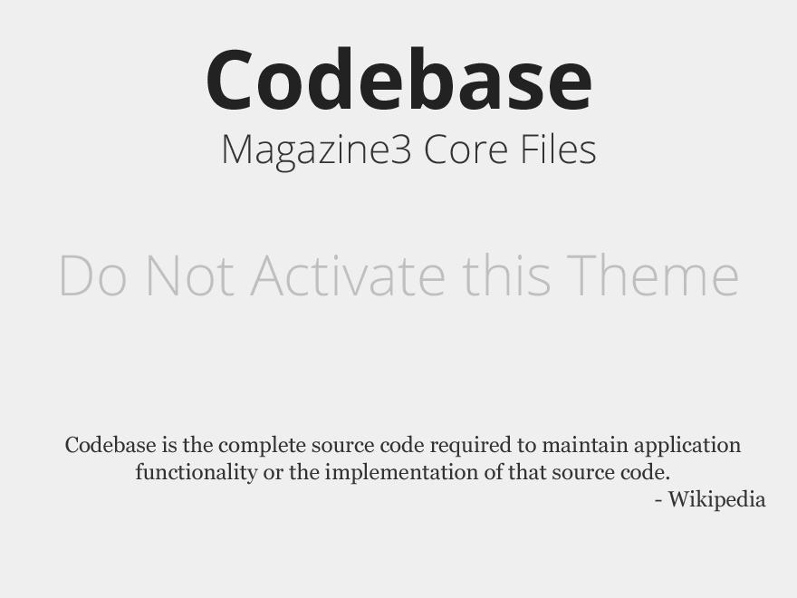tastyfood codebase