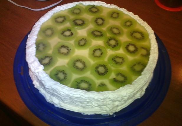 kiwi torta