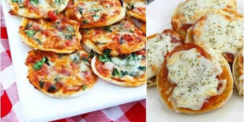 pizze mini